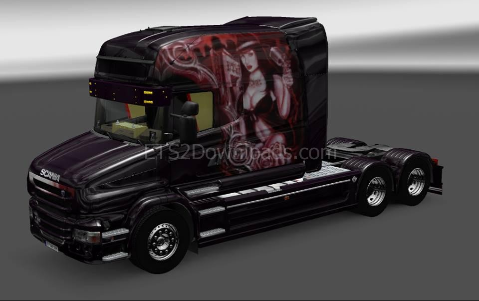 sexy-lady-skin-for-scania-longline-ets2-1