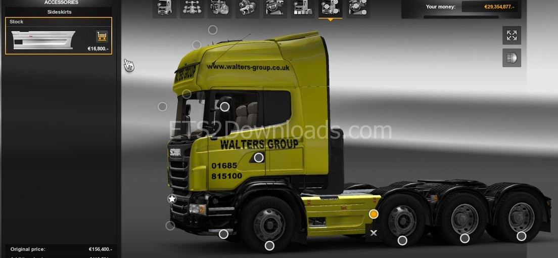 walters-group-skin-for-scania-topline-tuning-ets2-6