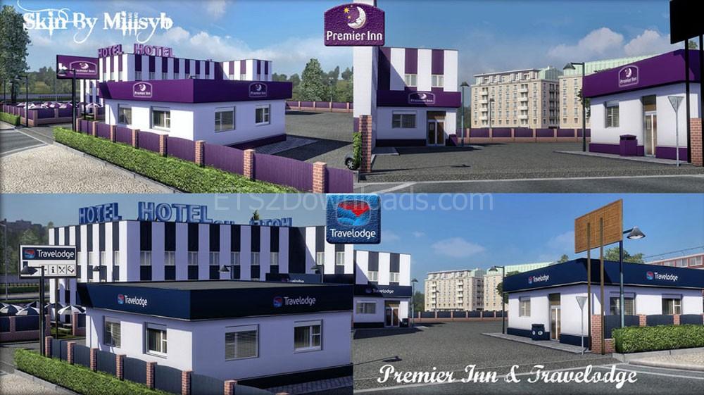 Travel-Lodge-Premier-Inn-Hotel-Skin-for-ets2-garage