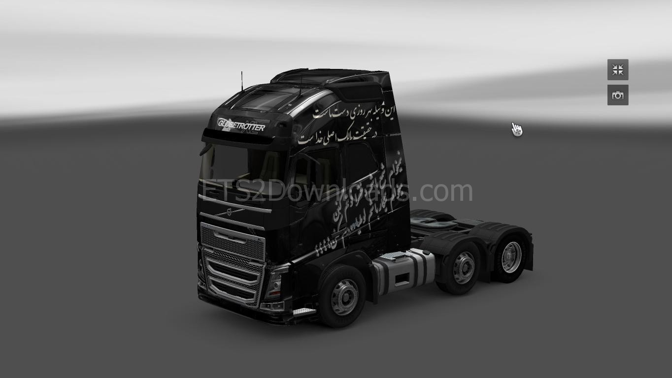 scratched-black-girl-persian-skin-for-volvo-ets2-2