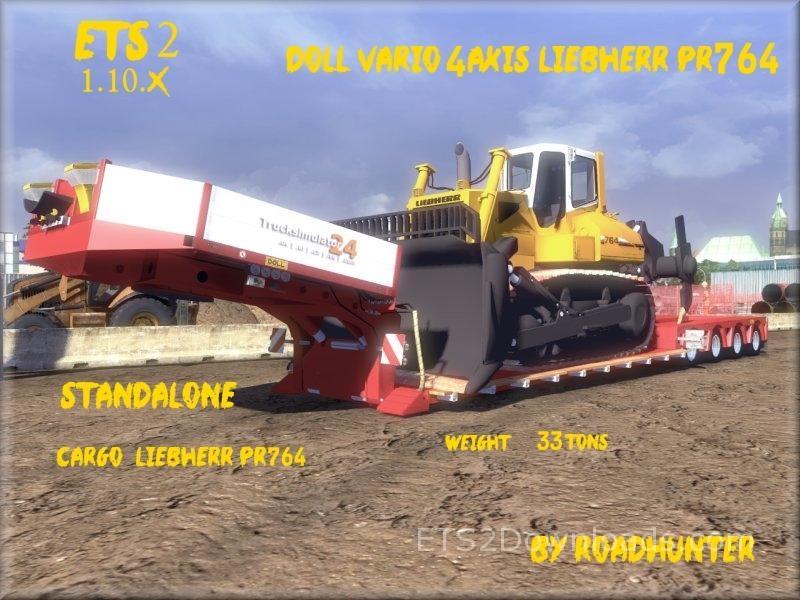 bulldozer-trailer-ets2