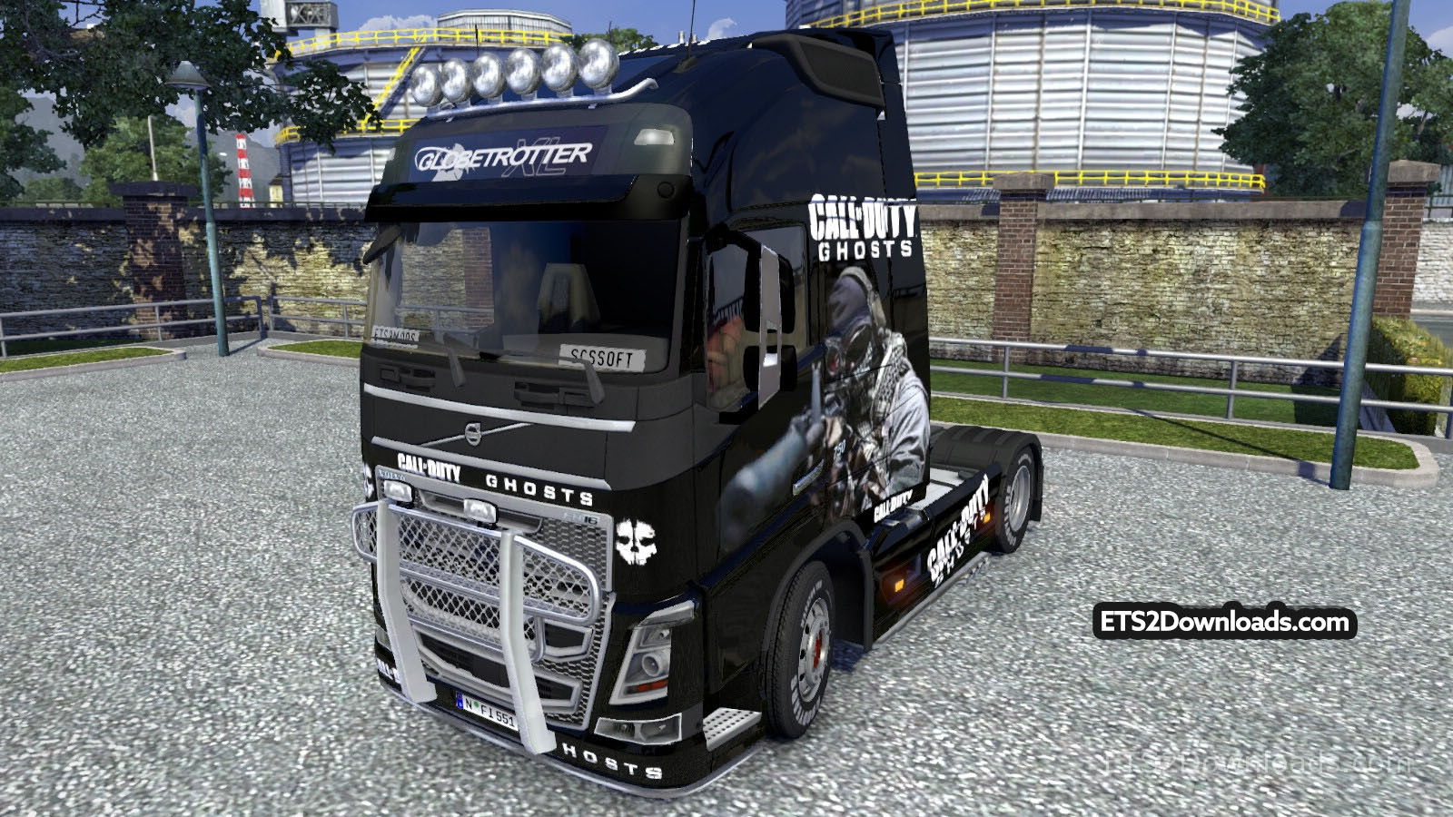 cod-ghost-skin-for-volvo-fh-2012