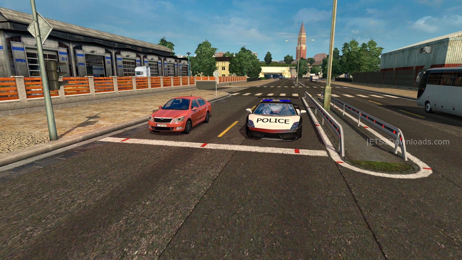 lamborghini-police-traffic-car