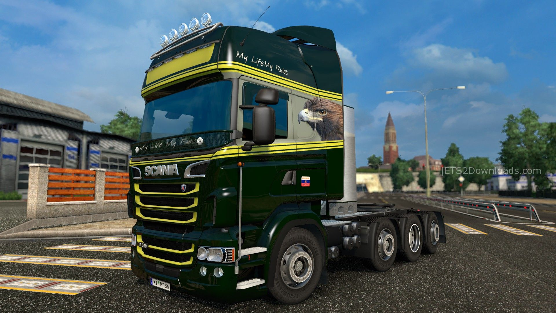 my-life-my-rules-skin-for-scania-rjl